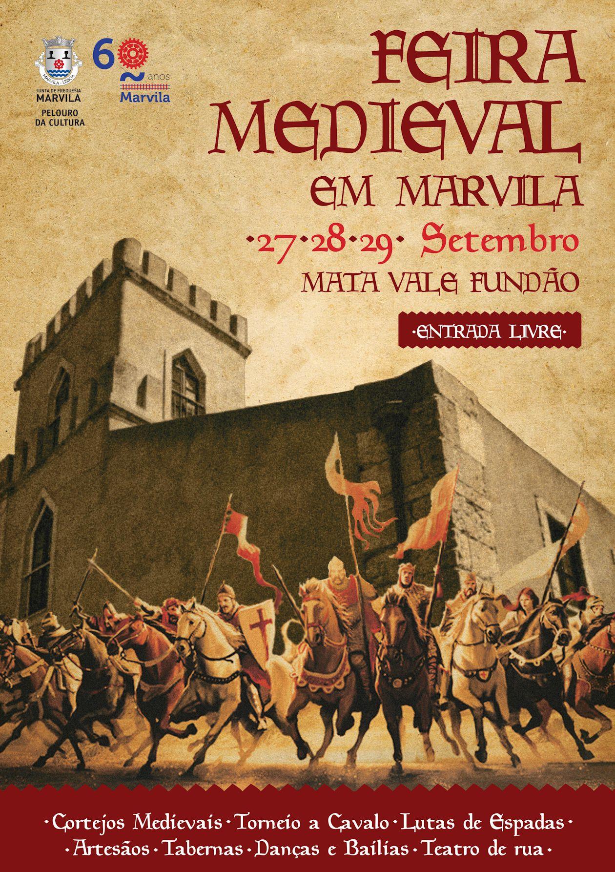 Marvila – Feira Medieval