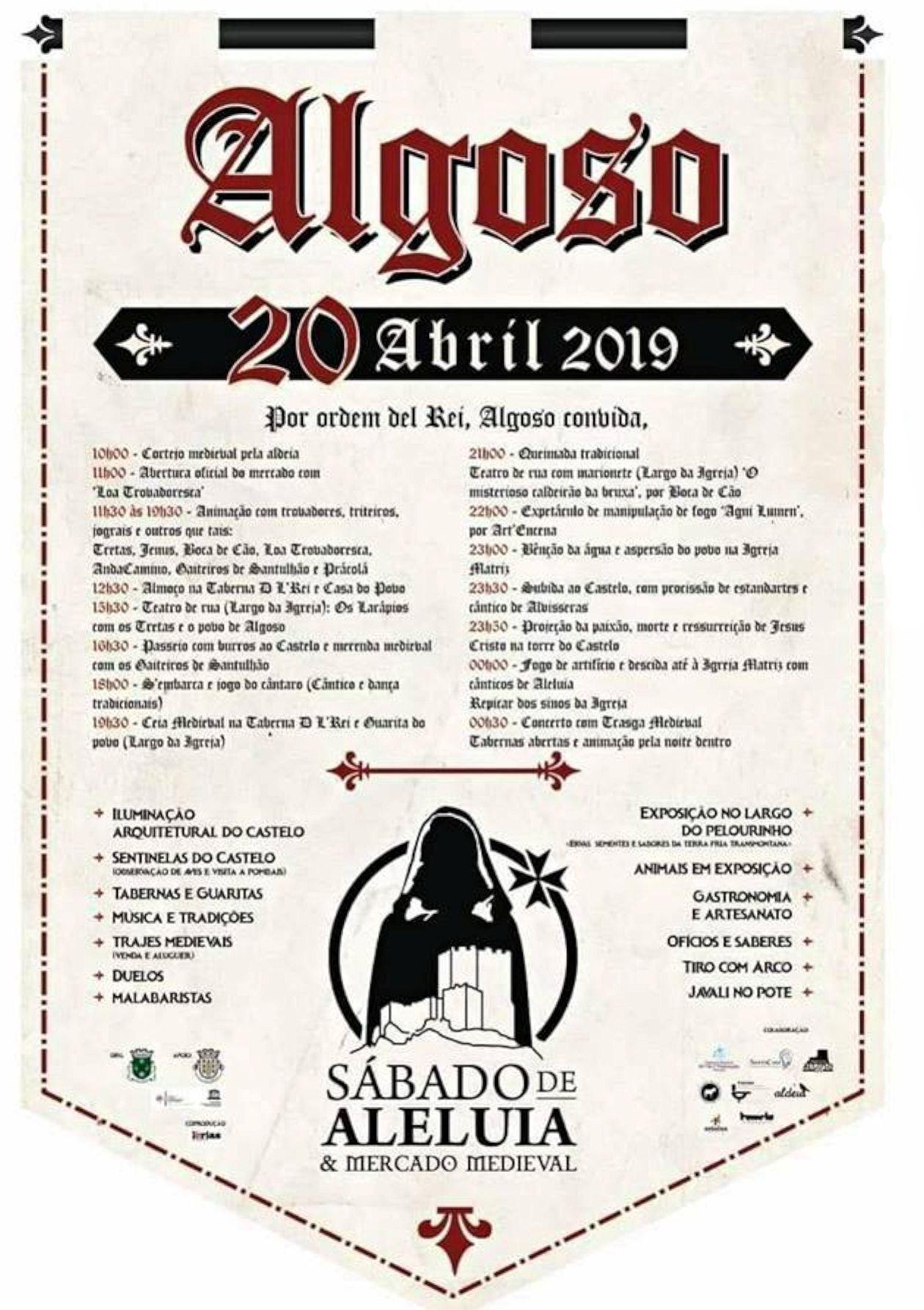 Algoso - Feira Medieval (Colaboração)