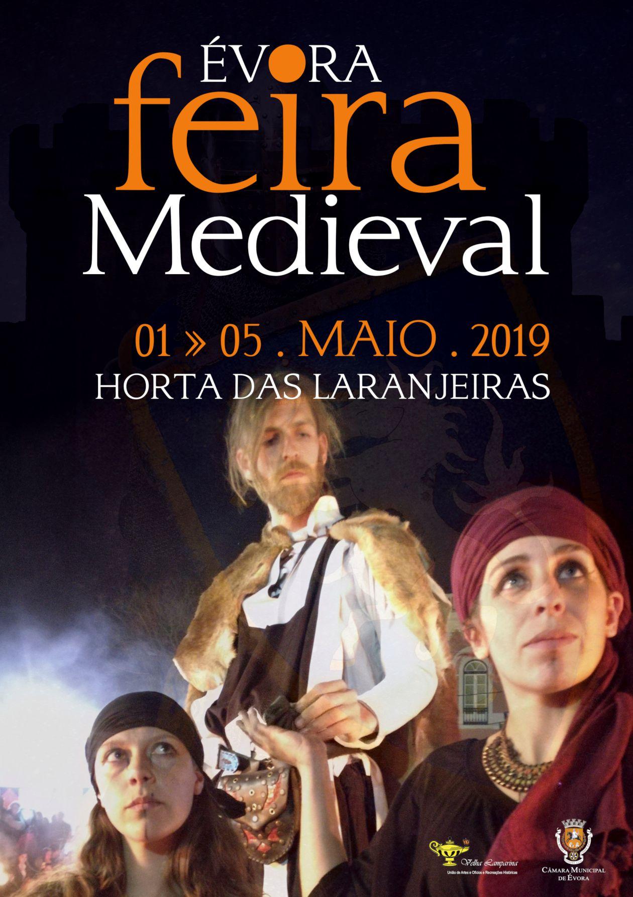 Évora - Feira Medieval
