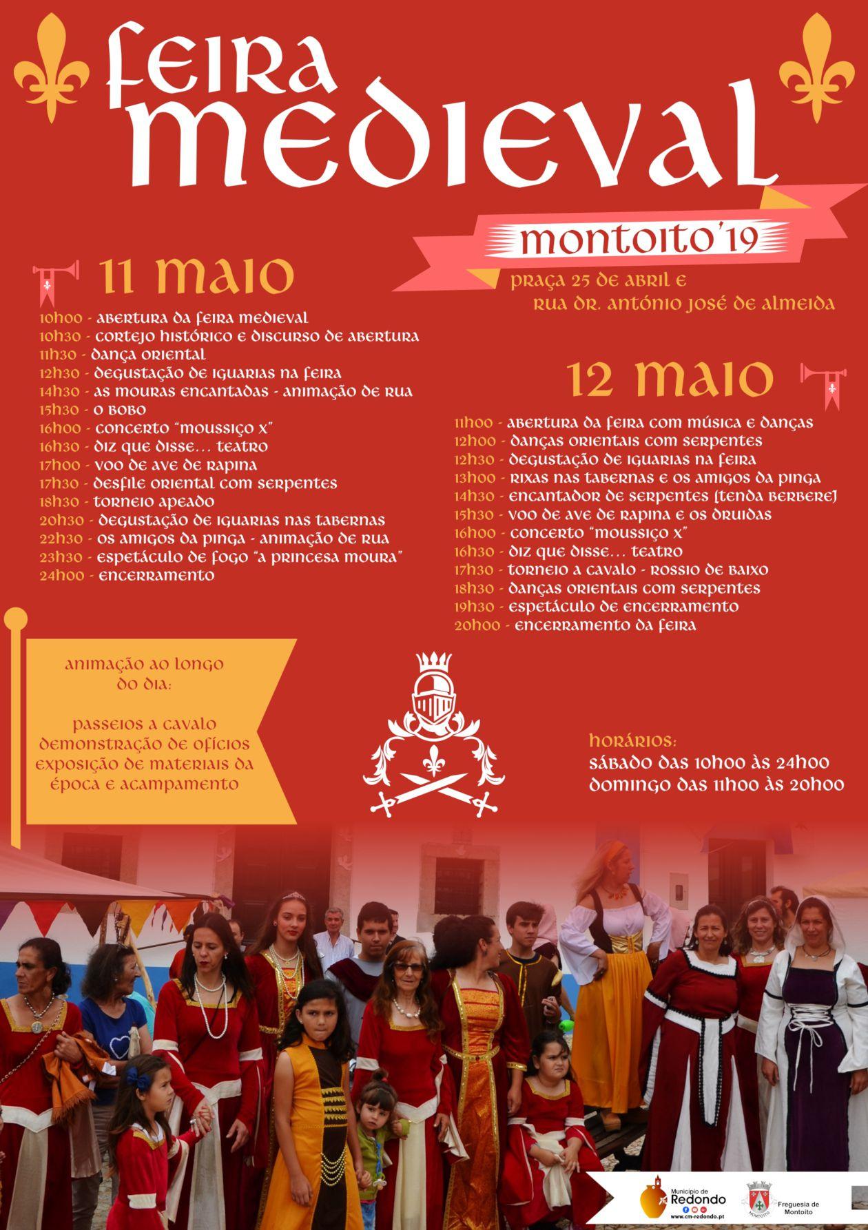 Montoito - Feira Medieval