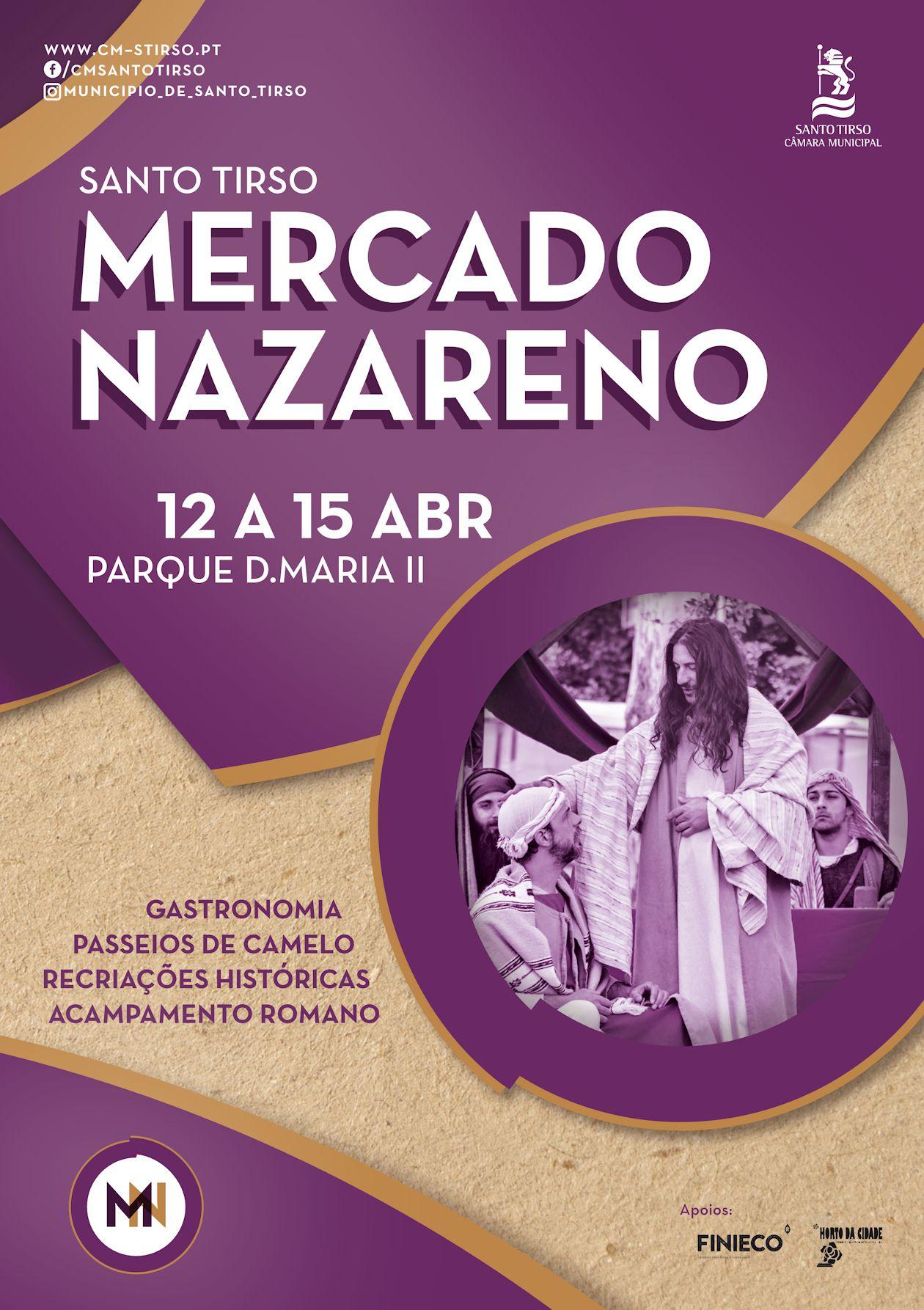 Santo Tirso - Mercado Nazareno