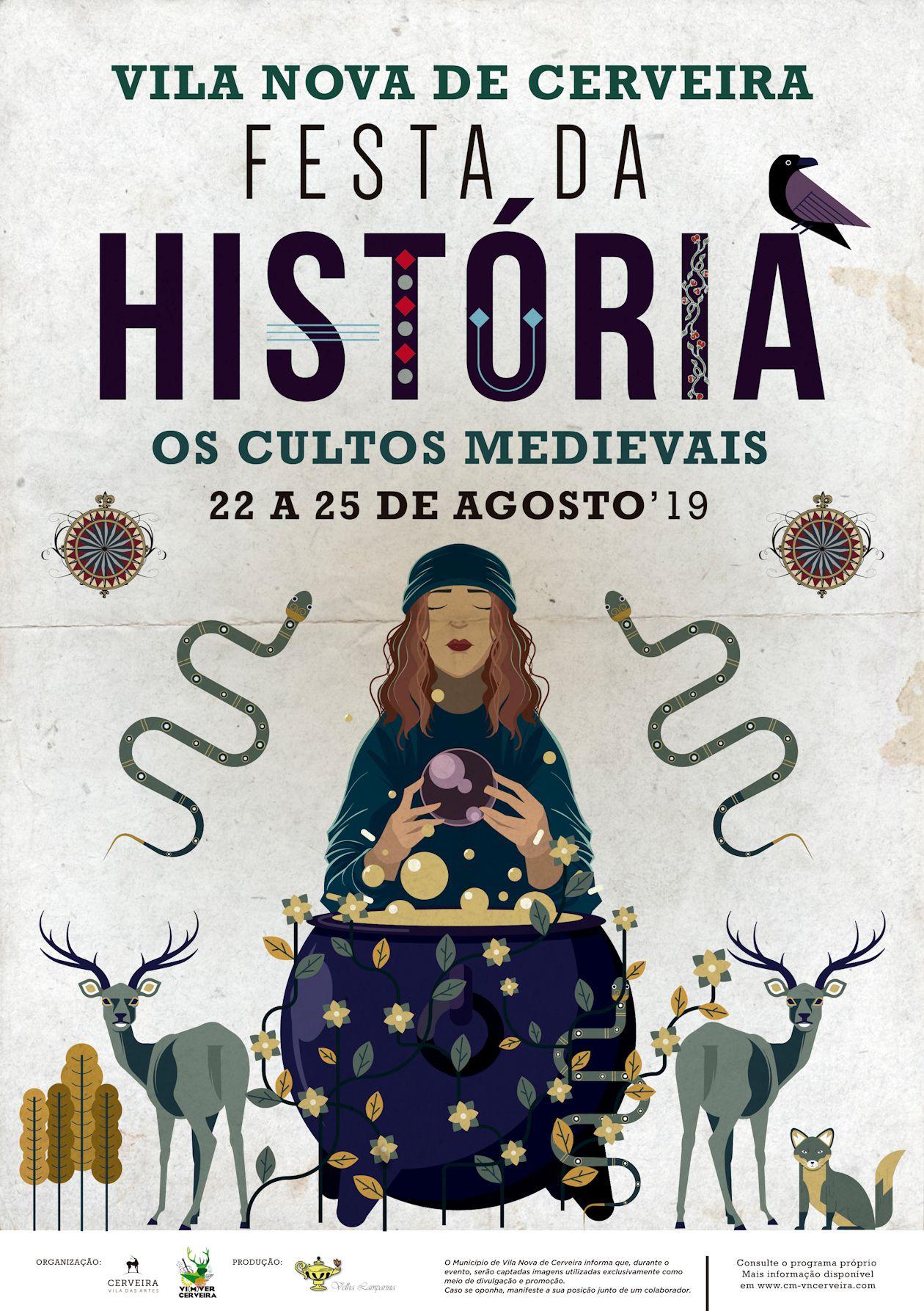 Vila Nova de Cerveira – Festa da História